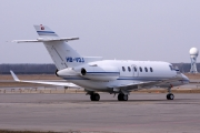 Raytheon Hawker 850