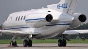 Raytheon Hawker 850