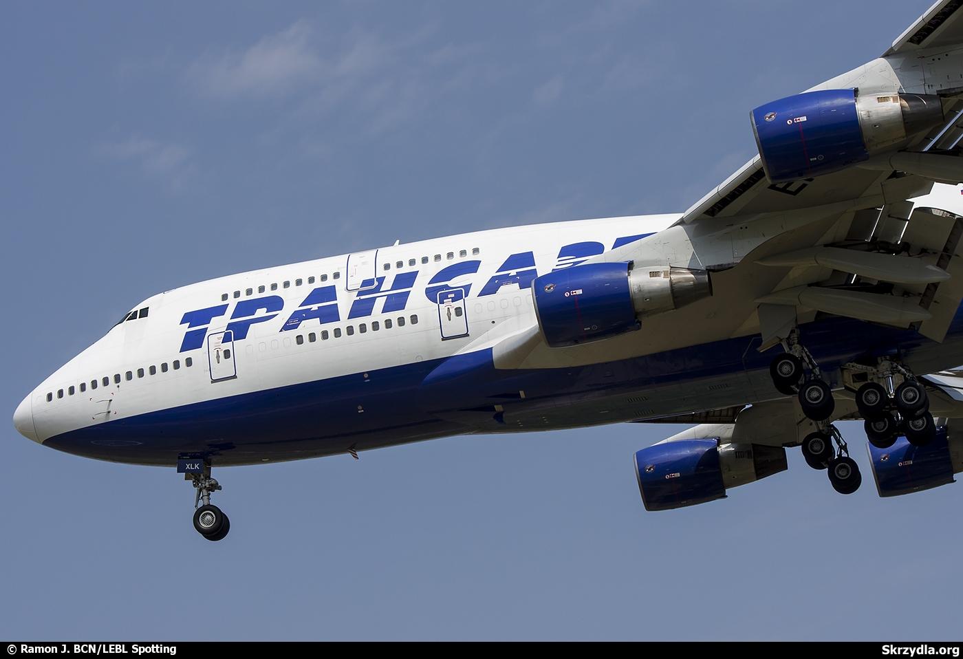 Боинг 747 схема и фото