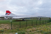 Aerospatiale/British Aircraft Corporation Concorde