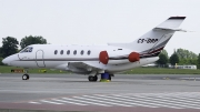 Raytheon Hawker 800