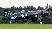 Chance Vought F4U-4 Corsair