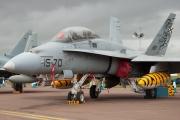 McDonnell Douglas EF-18B+ Hornet