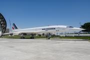 Aerospatiale/British Aircraft Corporation Concorde