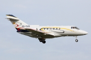 Raytheon Hawker 800