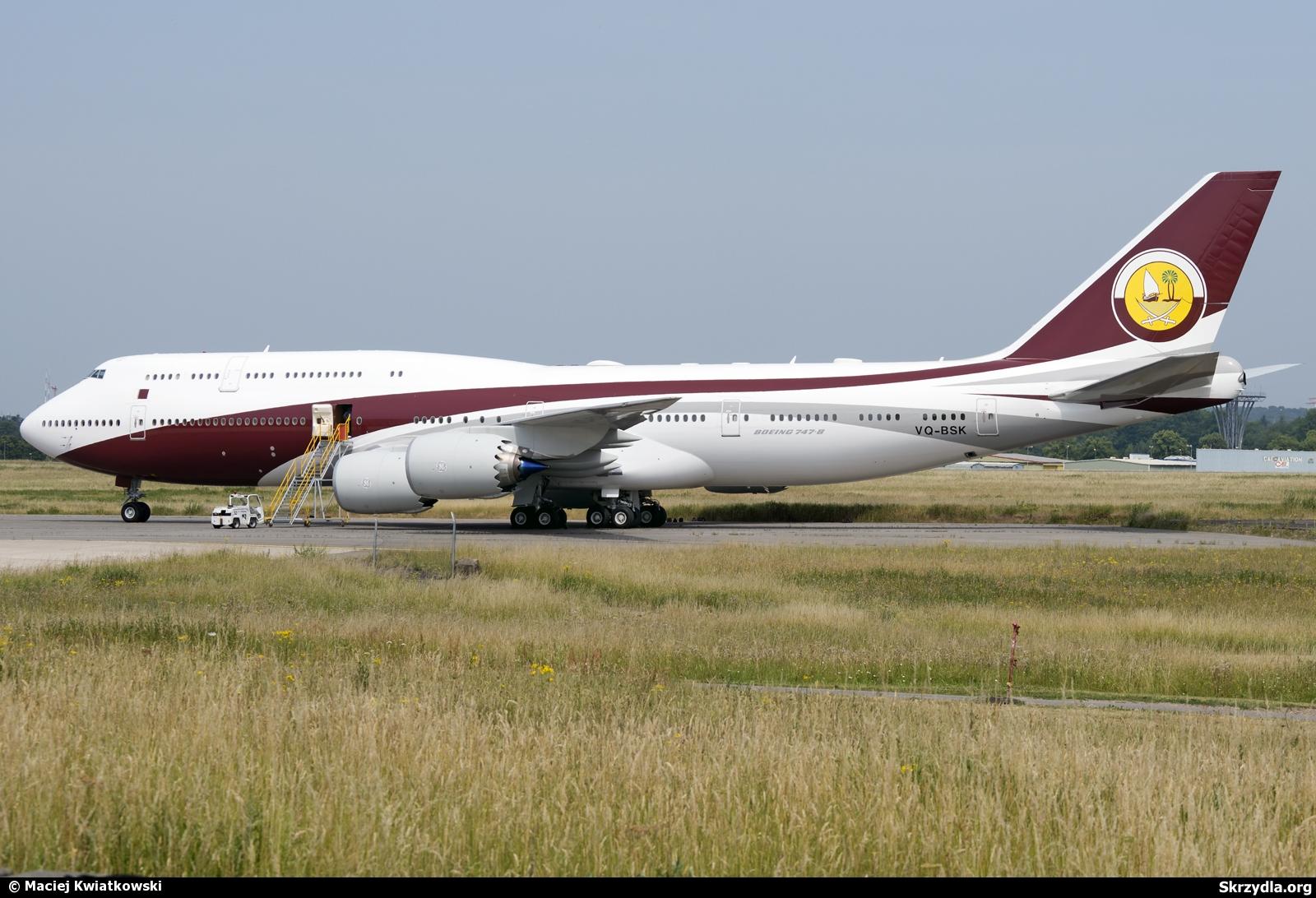 22/06/17 - 747-8 VQ-BSK 369033